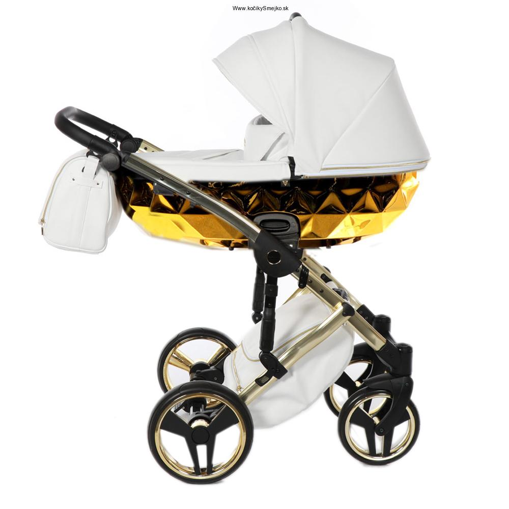JUNAMA MIRROR LESK 06 WHITE/GOLD