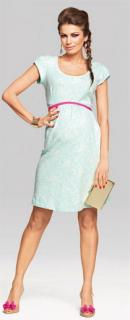 Coctail mint dress