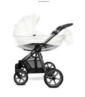 BABY ACTIVE MOMMY GLOSSY WHITE-space gray